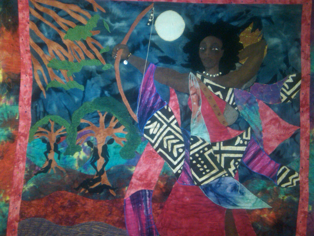 The gallery for --> African Romance Art